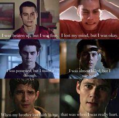 Poor Stiles