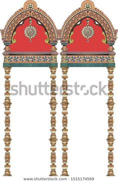 Find architecture stock images in HD and millions of other royalty-free stock photos, illustrations and vectors in the Shutterstock collection. Botanical Flowers, Botanical Art, Rendering Techniques, Architecture Images, Botanical Drawings, Buckets, Islamic Art, Arches, Textured Background