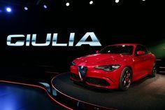 In attesa di vedere ufficialmente l'Alfa Romeo Giulia per le strade, gli appassionati dello storico marchio non stanno più nella pelle