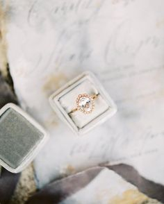 Custom Ring: Susie Saltzman