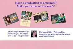 Your own online greeting card and gift business -- just in time for graduation season. www.miller33.com