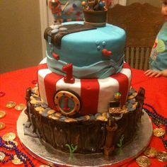 1st birthday cake!!
