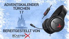Creative Sound BlasterX H3 Headset Gewinnspiel
