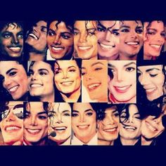Michael Jackson that smile never changed