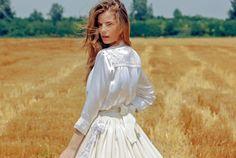 Fashion Editorial, Styling Jelena Kostic, Location Backi Petrovac, Model Zagorka Skerletovic, 2011