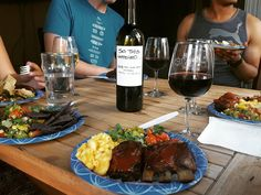 """Member """"Killed it during another awesome"""" Wine Delivery, Wine Tasting, Ribs, Beef, Awesome, Food, Meat, Essen, Meals"""