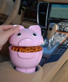 Look at this PigoOut Car Container on #zulily today!