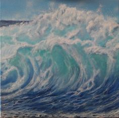 Buy Facing the wave..., Oil painting by Gianluca Cremonesi on Artfinder. Discover thousands of other original paintings, prints, sculptures and photography from independent artists.