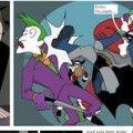 ϟ Batman e a paternidade
