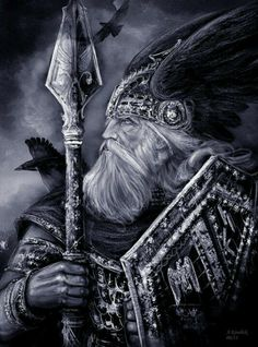 Odin- the All-Father