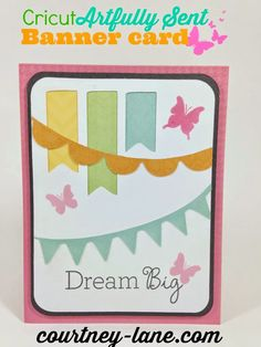 Courtney Lane Designs: Twenty Six Close To My Heart Artfully Sent Cricut Cartridge projects!