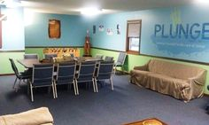 Youth room on pinterest youth rooms youth group rooms and church