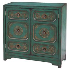 Calandra Cabinet - Breton Home on Joss & Main $395.95!!! I have a similar item begging for this treatment.