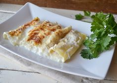 Cannelloni mozzarella e prosciutto cotto veloci un primo piatto semplice,saporito