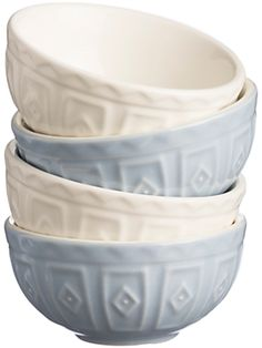 Mason Cash Bakewell Mini Bowls, Set of 4