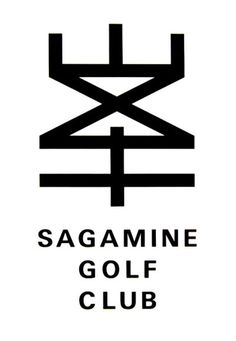 Golf Club (looks like Kashiwa Sato's design......)