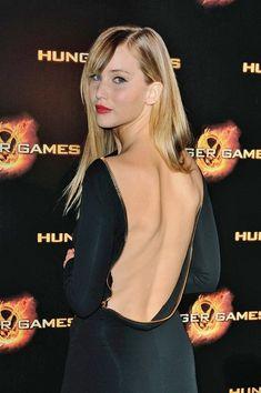 Jennifer Lawrence in Tom Ford - 2012