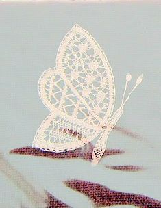 Web Pics and Patterns - Blanca Torres - Picasa веб-албуми Diy Crochet And Knitting, Crochet Lace, Web Pics, Bobbin Lace Patterns, Crochet Butterfly, Lace Heart, Point Lace, Lace Jewelry, Needle Lace