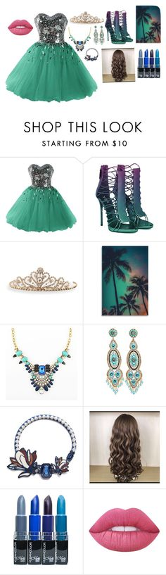 """My style"" by aimee0114 ❤ liked on Polyvore featuring BillyTheTree, Miguel Ases, Tory Burch and Lime Crime"