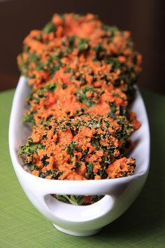 Olives for Dinner | Vegan Recipes and Photography: Cheesy Kale Chips