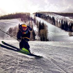 skiing-my favorite thing to do in the winter  | Fitness | Sports | Gym | Health | Motivation | Bodybuilding | #follow www.pinterest.com/armaann1 |