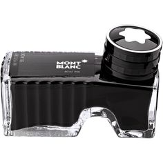 Montblanc - Black fountain pen ink