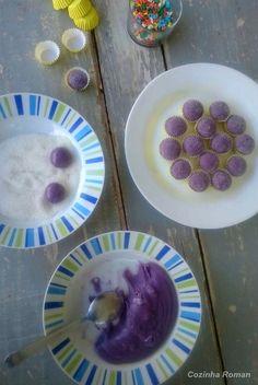 Docinho de gelatina - Cozinha Roman