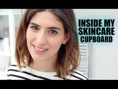 Inside My Skincare Cupboard | Lily Pebbles