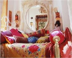 she's a maker: Gypsy Room Inspriation....