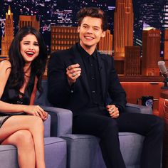 "Polubienia: 313, komentarze: 4 – aaliyah | harlena trash  (@harlenamanip) na Instagramie: ""Harry Styles and Selena Gomez on The Tonight Show Starring Jimmy Fallon. (3/3) - * - Dude...Donald…"""