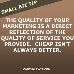 Small Business Tip #5