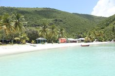 Tripping Over the BVI