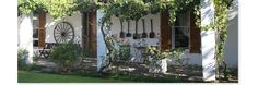 Luxurious guesthouse, the main house is an original Sir Herbert Baker, built in Beaufort West, Maine House, Cape, Garden Cottage, Outdoor Structures, Pilgrim, The Originals, Luxury, South Africa