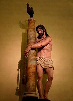Jesusario: La flagelación Gaspar de Becerra (1558-1562) Cofradía del Dulce Nombre de Jesús Nazareno  León