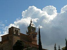 Cartuja de Valldemosa - Chopin's Retreat in Mallorca - Spain.