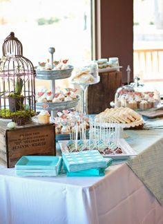 A beautiful birdy-inspired baby shower #BabyCenterBlogs