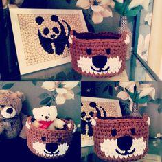 Crochet Baskets, Holiday Decor, Children, Crocheting, Hampers, Amigurumi, Young Children, Crochet, Boys