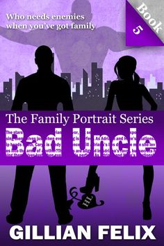 10/04/17 * Bad Uncle Family Portrait Book 5 by Gillian Felix Genre: New Adult Drama, Contemporary Fiction * * * Who needs enemies when you've got family The stars are aligned in Adriana's favor, bu…