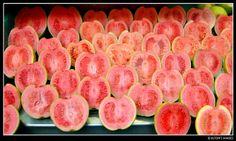 red guava #Taiwan fruit 紅心芭樂