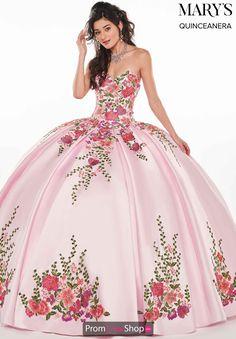 b855e83a6 Pink/Multi Vestidos Para Xv Años, Vestidos Blancos, Vestidos De Fiesta,  Estilo