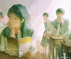 Anime Couples Drawings, Anime Couples Manga, Couple Drawings, Manga Anime Girl, Anime Girl Cute, Manga Art, Cute Couple Art, Anime Love Couple, Romantic Anime Couples
