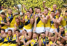 Destruction Tour: How the Tigers eviscerated the rest of the AFL and everything we thought we knew Richmond Afl, Richmond Football Club, Day Of My Life, Dream Team, Destruction, Yellow Black, Tigers, Champion, Rest
