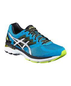0a047ffd5abe4 Asics gt 2000 4 azul amarillo t606n 4390. Asics Running ShoesRunning ...