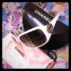 🔥SALE 1 hour!🔥 Chanel Sunglasses 100% authentic Description: Chanel Sunglasses 6023 is a lightweight plastic frame with oversize lenses featuring the classic Chanel interlocking C logo at the temples. Each pair comes w/a Chanel cleaning cloth/bag and a hard case. Meticulous craftsmanship & the quality of each pair ensures superb comfort & durability. Made in Italy. Size: 65-17-115 mm CHANEL Accessories Sunglasses