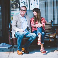 Meet my cute dad + our favorite pairs of #levis on findingbeautifultruth.com (link in profile). #liveinlevis #ladiesinlevis