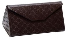 33360d722e60 Eyeglass Cases 116183  New Gucci Case Sunglasses Eyeglasses Brown Leather  Folding New Large Gucci Case