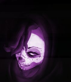 Sombra from Overwatch, I love everything about this, her los muertos skull tattoo is so cool