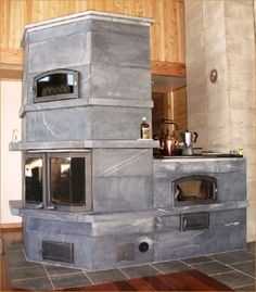Wonderful Free of Charge puuhella Wood Stove Concepts Even though real wood is regarded as the eco-friendly heating up method, it by no means definitely seems to be. Old Stove, Stove Oven, Stove Fireplace, Fireplace Design, Wood Stove Cooking, Oven Cooking, Cooking Games, Cooking Oil, A New York Minute
