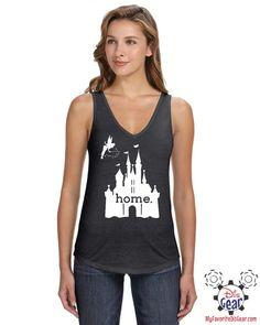 Disney Is My Home, Ladies Tank