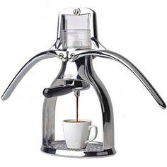 handemade coffee tastes better!